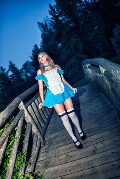 jaysmoothie:  Alice in Wonderland Cosplay by Natalia Kat (via… Get hottest cosplays and sexy cosplay girls @ sexycosplaygirlswtf.tumblr.com … OMG These girls are h@wt in costume.