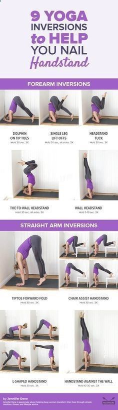 Going upside down can be a little intimidating if you are new to yoga. In this practice, I'm going to walk you through simple yoga inversions to get used to bearing the weight of your body. Along the way, you will discover ways to balance and feel the strengthening benefits of inverting! Get the workout here: paleo.co/...
