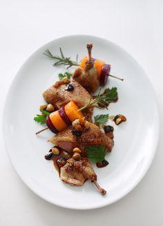Le st pierre carotte et noix de coco cuisine - Dressage des plats en cuisine ...