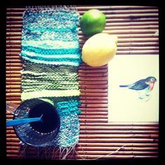 weaving rug & breakfast by ★Naïs★©