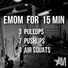 Week One Workout 2