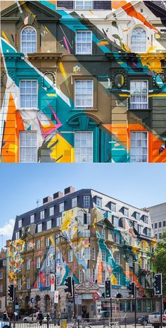 Megaro Hotel Facade Swap / Agents of Change