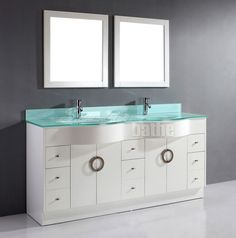 White Bathroom Vanity Double Sink | Zoe 72 Inch Double Sink White Bathroom  Vanity Stone Countertop