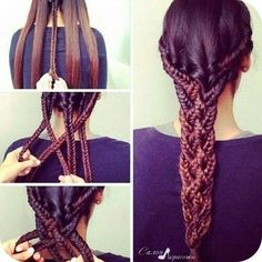 #luxurioushair #black #braid #style