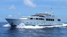 42.9 metre motor yacht La Sirena