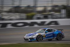 Double the pleasure, double the fun? We're excited to see our friends at CJ Wilson Racing campaign a second Porsche Cayman GT4 Clubsport full time, for the 2017 IMSA CTSC season! Their new #35 Techemet car looked amazing on those Forgeline one piece forged monoblock GS1R wheels during this weekend's Roar Before the 24 testing at Daytona International Speedway. And it's going to be a rocket in the capable hands of Russell Ward and Damien Faulkner! #Porsche #Cayman #GT4 #IMSA #CTSC #Forgeline