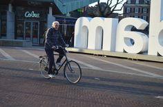 Morning rush hour, Rijksmuseum, central Amsterdam Street Ballet, Oxford Brookes University, Design Fields, Rush Hour, Travel Organization, Amsterdam, First Time, Cycling, Biking