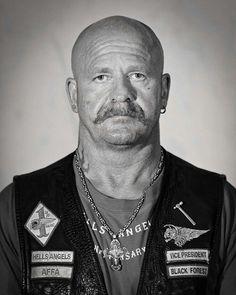 Vice Presid.▫Black Forest Biker Clubs, Motorcycle Clubs, Bike Gang, Black Forest Germany, Der Club, Grey Beards, Hells Angels, Daddy Bear, Lost Boys
