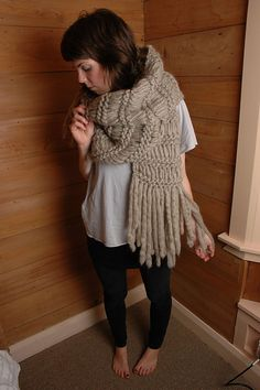 ef0e9db14 Ravelry  The Conan Scarf pattern by Bonnie De Gros How To Start Knitting