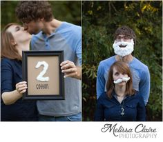 2nd Anniversary photo session - The Anniversary of Cotton!
