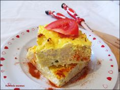 Budincă de conopidă French Toast, Eggs, Breakfast, Food, Morning Coffee, Essen, Egg, Meals, Yemek