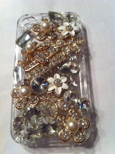 Golden purse case for iPhone 5 you choose the by DazzlingCases, $30.00