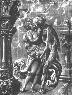 Dance of Death Middle Ages | Niklaus Manuel Deutsch, Death and the Maiden (1517). Engraving. As ...