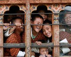 Conheça o Butão: O país da felicidade