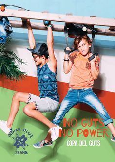 Indian Blue Jeans zomer 2016 - Guts only! Shoes Without Socks, Kids Outfits, Summer Outfits, Indian Blue, Kids Studio, Fashion Design For Kids, Vs Fashion Shows, Kids Sports, Jeans Style