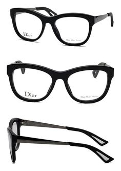 d39e8e15c6 Christian Dior Women s Eyewear Frames CD 3288 52mm Shiny Black ANS  apparel   eyewear