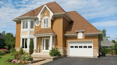 LP CanExel® Prefinished Siding - Inspiration Gallery