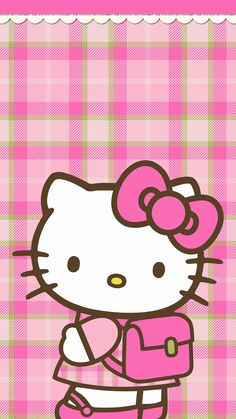 #digitalcutewalls Walpaper Hello Kitty, Hello Kitty Wallpaper, Cellphone Wallpaper, Iphone Wallpaper, Back To School Wallpaper, Hello Kitty Backgrounds, Hello Kitty My Melody, Hello Kitty Pictures, Baby Stickers