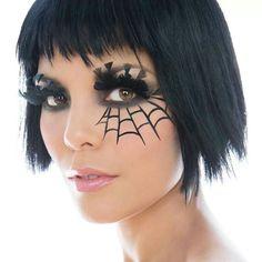 Spider eyelashes