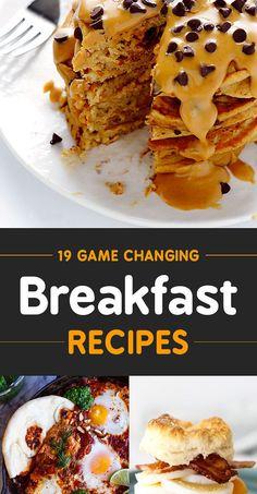 19 Breakfast Recipes That Won 2015