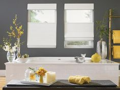 #BudgetBlindsofConcord #RomanShades #Home #Decor #Style #WindowTreatments #WindowCoverings