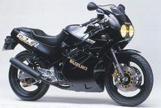 GSX-R 250, 1987