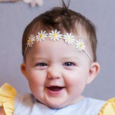 Sun Flower Headband