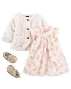 Baby Girl OKF16OCTBABY17 | OshKosh.com