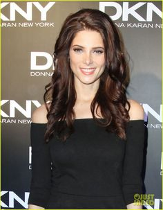 Ashley Greene: DKNY Show in Russia! | Ashley Greene Photos | Just ...