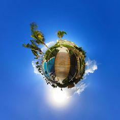 Little planet, Hacienda Tres Ríos.