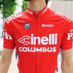 *CINELLI* recordman 1985 jersey (red)