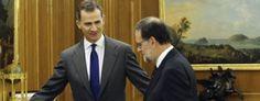La ronda del Rey con los partidos el 24 y 25 apunta a una investidura  de Rajoy para el 29 o  el 30 de octubre
