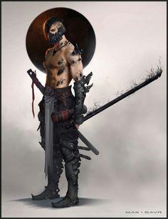 Warrior cyborg