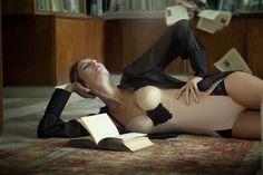 anna`s loving - bellemod by Guy Gilad, via Behance