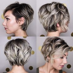 Are you still in love with your snazzy pixie cut – but looking to refresh your cut/color? Well, come on in – because that's exactly what I've prepared for you today! Or maybe you're still flirting with the idea of… Continue Reading →