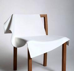 Une illusion parfaite pour cette chaise design… | WADIMO