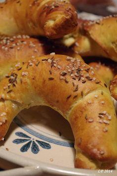 Zápisky ze snů Bagel, Bread, Food, Brot, Essen, Baking, Meals, Breads, Buns