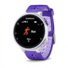 Βρες το αδιάβροχο και vibration proof ρολόι Garmin σε έντονο μωβ χρώμα στο Ekos.gr! Διαθέτει ξυπνητήρι, ημερολόγιο, ενσωματωμένο μετρητή απόστασης και GPS! #ekos #eshop #pou_panta_itheles