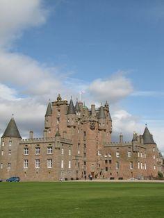 Glamis Castle Angus, Scotland