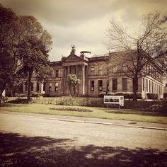 The dick institute, Kilmarnock Scotland, Scenery, Louvre, Memories, Building, Holiday, Travel, Memoirs, Souvenirs