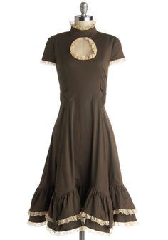 Bygone Books Collector Dress