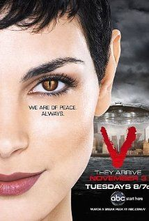 V (2009-2011) - An extraterrestrial race arrives on Earth with seemingly good intentions, only to slowly reveal their true machinations the more ingrained into society they become.