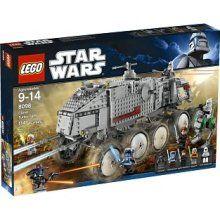 LEGO Star Wars Clone Turbo Tank - 1411 pcs. 8098