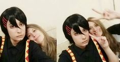 Bringing this back since it's mothers day and these selfies make me smile Happy Mother's day to my lovely mom It's been a tough few weeks for us with my Nana in hospital but she's been strong for us  So also happy mother's day to my Nana Get better soon   #juuzousuzuya #juuzoucosplay #juuzousuzuyacosplay #tokyoghoul #tokyoghoulcosplay #crossplay #cosplay #cosplayer #wigs #selfies #anime #manga #stitches  #tokyoghoulrecosplay #tokyoghoulre #animecosplay #suzuyajuuzou #juzo #happymothersday