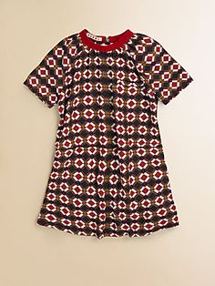 Marni Toddler's & Little Girl's Printed Sheath Dress