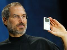 The Steve Jobses of the world have something in...