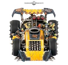 Awesome Ork Buggy