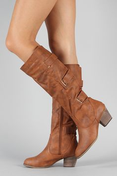 Best website for boots!  Everything under $50.00.   Real leather look without breaking the bank!