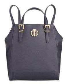 Tommy Hilfiger Marroquinería Honey Bolso Tote Aw0aw00920 001 Bolsos Handbag Pinterest