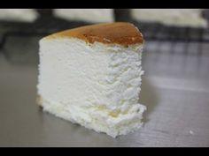 수플레치즈케이크 / 치즈케이크 / 치즈케익 / 베이킹 / Souffle Cheesecake / baking : 하레 - YouTube